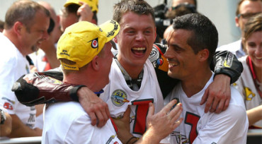 Tito Rabat se proclama campeón del mundo de Moto2