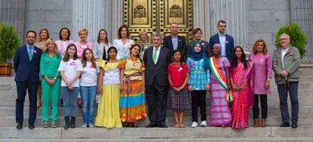 14 millones de niñas contraen matrimonios forzosos al año