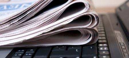 Desciende el número de internautas que leen periódicos en papel