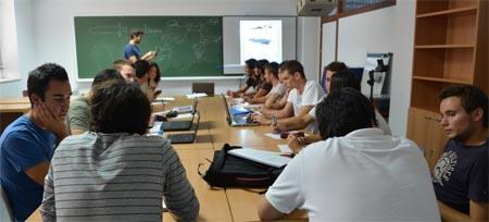 Proyecto Sirena, vehículo submarino solar desarrollado por universitarios