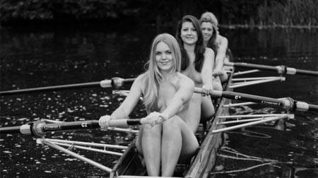 Universitarias retan a Facebook fotografiándose desnudas con fines caritativos