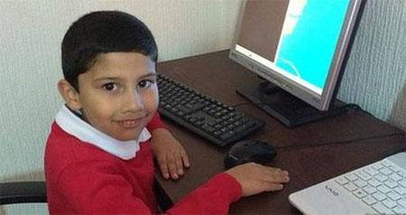 Con sólo 5 años aprobó el examen de técnico de sistemas de Microsoft