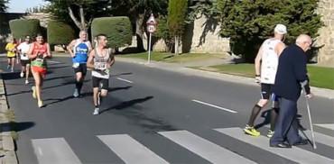 Nacho Piedra, el triatleta cívico