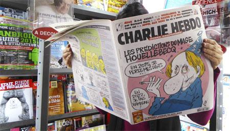 'Charlie Hebdo' anuncia un concurso juvenil de textos divertidos