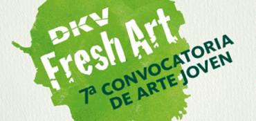 VII Convocatoria de Arte Joven DKV Fresh Art