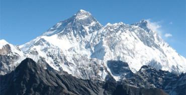 Google Street View toca techo y te lleva al Everest