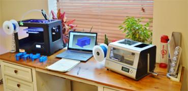 Estudiantes crean una máquina que permite reciclar residuos para la impresión 3D