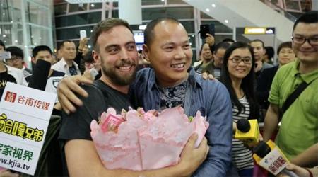 Un iPhone robado en Nueva York lleva a este joven a conocer a su nuevo propietario chino