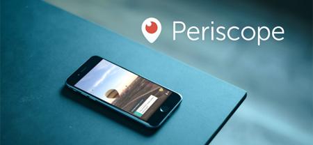 Twitter lanza Periscope, una app para emitir video en directo