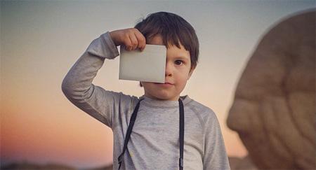 Con sólo 5 años, este fotógrafo triunfa en Instagram
