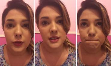 El vídeo de denuncia de acoso de esta joven argentina se convierte en viral