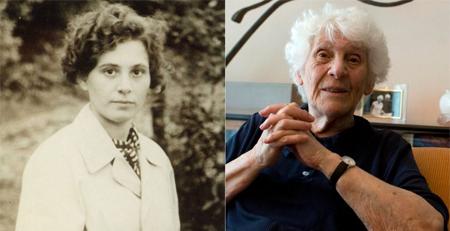 Ingeborg Rapoport logra por fin el doctorado que le negaron los nazis