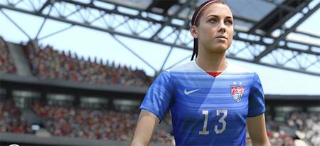 FIFA 16 tendrá selecciones femeninas