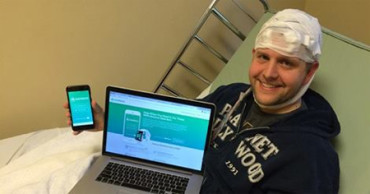 Joven crea una app para detectar los ataques epilépticos