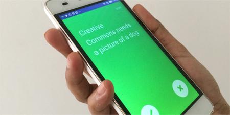 Una app de Creative Commons permitirá encontrar fotos gratuitas