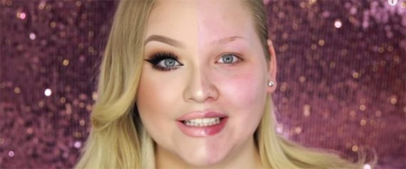 Una videobloguera defiende 'El poder del maquillaje'