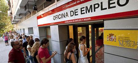 España es el país europeo con más jóvenes desempleados