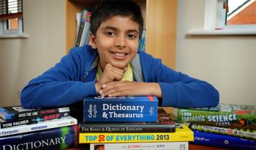 Conoce al niño más joven en lograr la puntuación más alta en un test de inteligencia