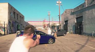 Mira la simulación más realista del videojuego Grand Theft Auto