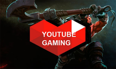 Google presenta 'YouTube Gaming' para la retransmisión en directo de videojuegos
