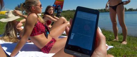 Este bikini te avisa si tienes que echarte más protección solar