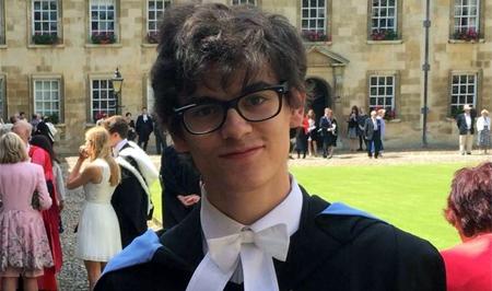 Este joven español es el mejor alumno de matemáticas de Cambridge