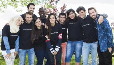Ganadores de los VII Premios Jóvenes Emprendedores Sociales