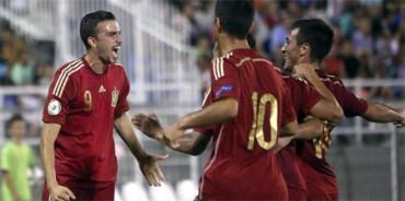 España, campeona de la Eurocopa Sub-19