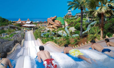 El mejor parque acuático del mundo está en Tenerife