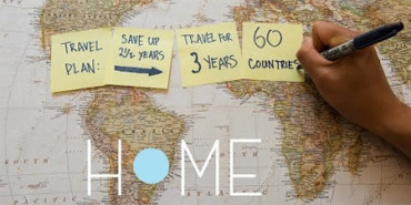 Un viaje de 3 años por 60 países de todo el mundo