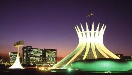 Guía JJ.OO. Río 2016: Brasilia, la capital
