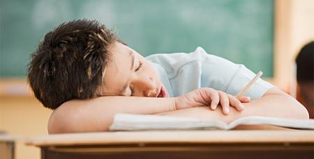 Mejor no te quedes dormido en la clase de este profesor