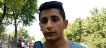 Un adolescente recorre a pie 6.000 km hasta Austria tras haber perdido a su familia en Afganistán