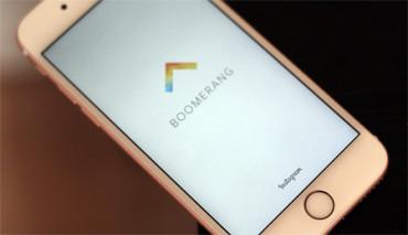 Instagram pone en movimiento las fotos con 'Boomerang'