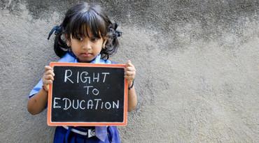 Casi cuatro millones de niños refugiados sin acceso a la educación