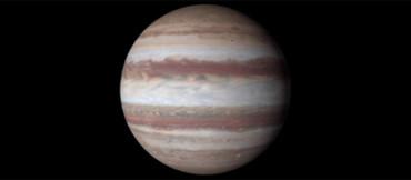 Nunca has visto Júpiter a tan alta resolución