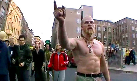 'The Story of Techno Viking', documental sobre el protagonista de uno de los primeros virales