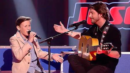 José María, ganador de 'La Voz Kids'