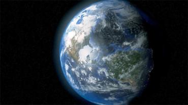 La NASA muestra un año de la Tierra