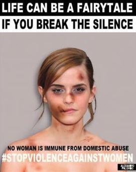 Famosas se unen a #BreakTheSilence, campaña contra la violencia de género
