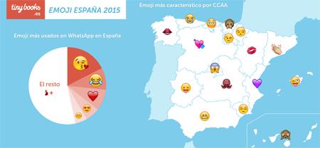 Éste es el emoji más usado por los españoles