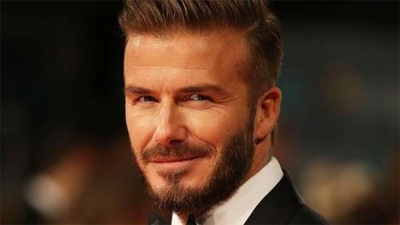 David Beckham, el hombre más sexy de 2015