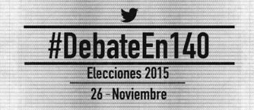 #DebateEn140, primer debate político digital en Twitter