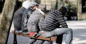 La recuperación del empleo no llega a los jóvenes