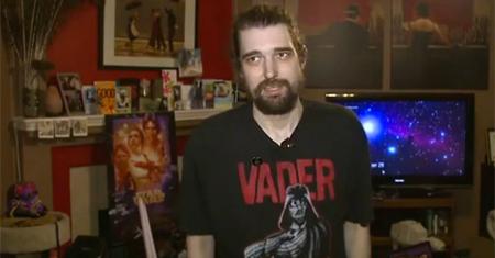 Le conceden el último deseo antes de morir: ver la última película de 'Star Wars'