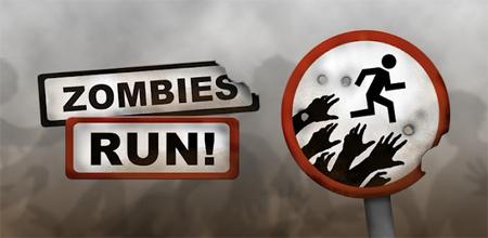 Esta app te obligará a hacer ejercicio huyendo de zombis