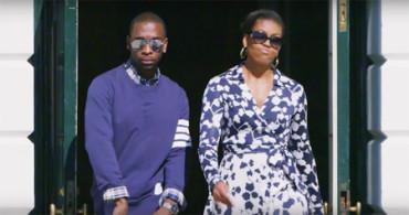 El rap de Michelle Obama que anima a los jóvenes a ir a la universidad