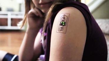 Crean tatuajes que controlan nuestras constantes vitales