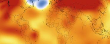 2015 ha sido el año más cálido desde que se tienen registros