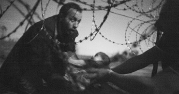 Una imagen de los refugiados gana el World Press Photo